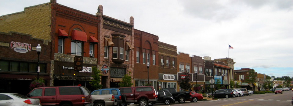 Downtown Brookings
